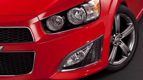Motor vehicle, Automotive design, Automotive lighting, Vehicle, Headlamp, Hood, Grille, Red, Automotive exterior, Car,