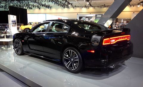 2012 Dodge Charger Srt8 Super Bee Whats The Buzz 2011 Los
