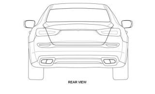 Motor vehicle, Automotive design, Automotive mirror, Automotive exterior, Automotive lighting, Hood, Automotive parking light, Grille, White, Automotive tail & brake light,