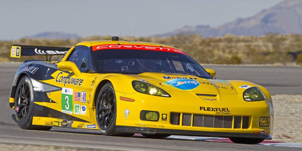 Car Auction Apps >> Photos: Chevrolet Corvette C6.R