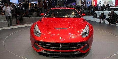 Automotive design, Land vehicle, Vehicle, Event, Car, Grille, Personal luxury car, Luxury vehicle, Sports car, Performance car,