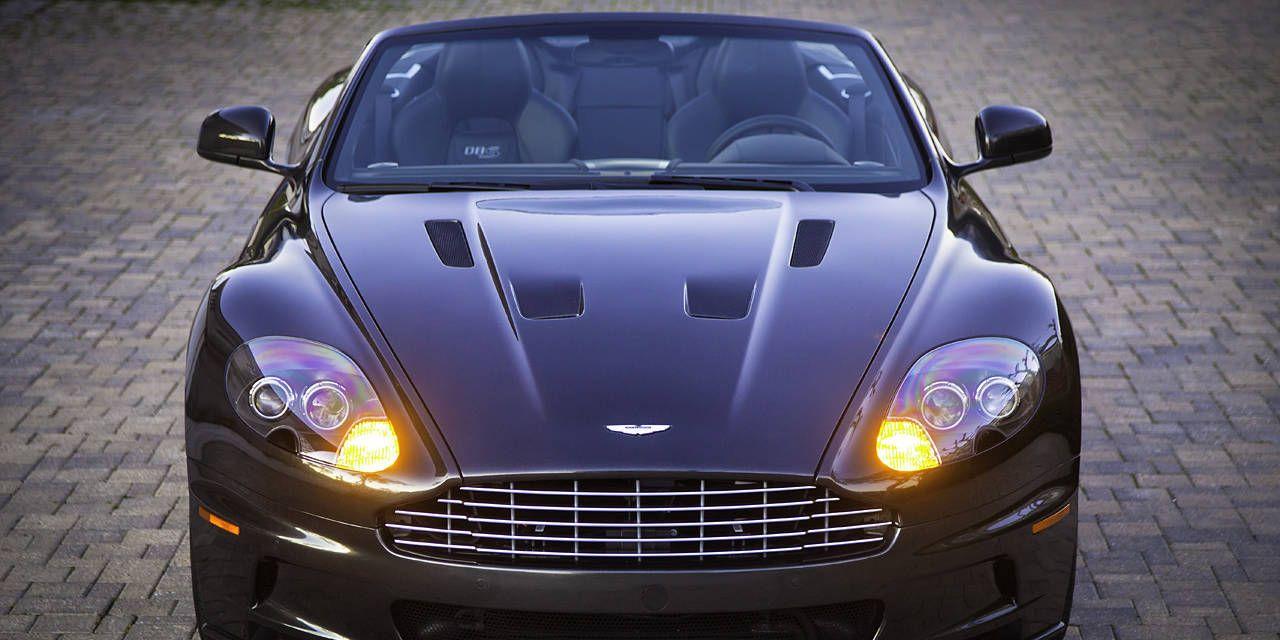 Photos: 2012 Aston Martin DBS Volante Carbon Edition