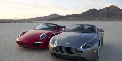 Automotive design, Vehicle, Mountainous landforms, Car, Highland, Performance car, Mountain range, Personal luxury car, Luxury vehicle, Hood,