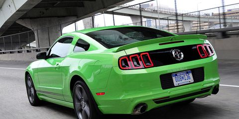 Photos 2013 Ford Mustang Gt
