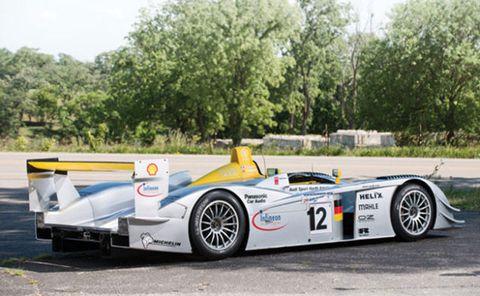 For Sale Audi R Le Mans Prototype Monterey Auctions - Audi r8 race car for sale