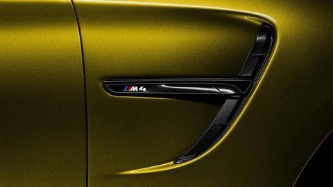 Motor vehicle, Automotive design, Yellow, Vehicle door, Automotive exterior, Fixture, Automotive door part, Door, Door handle, Gloss,