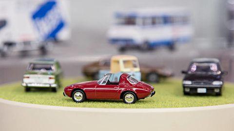 Vehicle, Land vehicle, Car, Classic car, Automotive exterior, Toy, Scale model, Sports car, Toy vehicle, Motorsport,
