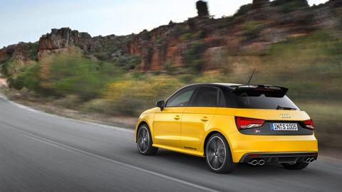 Tire, Wheel, Mode of transport, Automotive design, Yellow, Vehicle, Road, Automotive exterior, Car, Rim,