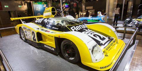 Tire, Mode of transport, Automotive design, Yellow, Vehicle, Land vehicle, Car, Fender, Race car, Automotive exterior,