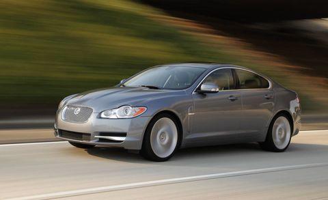 Wrap Up: 2009 Jaguar XF Supercharged