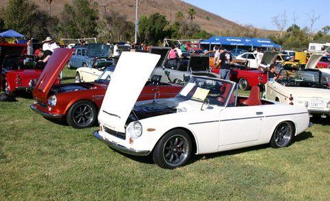 Th Annual Japanese Classic Car Show - Japanese classic car show