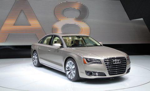 Audi A - Audi detroit