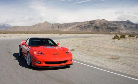 Automotive design, Road, Vehicle, Mountainous landforms, Hood, Performance car, Landscape, Mountain range, Highland, Car,