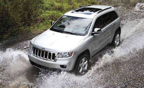 Tire, Vehicle, Land vehicle, Natural environment, Hood, Automotive tire, Car, Automotive exterior, Grille, Landscape,