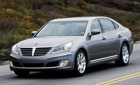 2011 Hyundai Equus Expert Review New Luxury Sedan From Hyundai