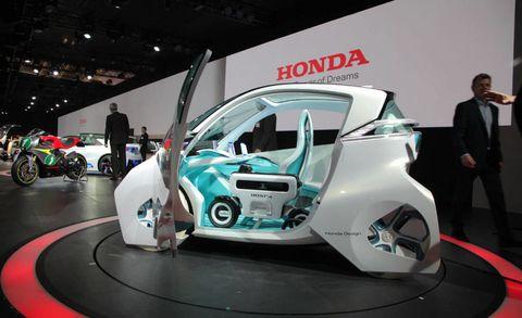 Motor vehicle, Automotive design, Vehicle, Event, Land vehicle, Car, Auto show, Exhibition, Coat, Concept car,