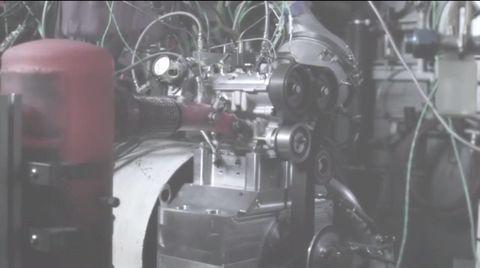 Machine, Cylinder, Automotive engine part, Engine, Nut, Engineering, Fuel line, Still life photography, Wire, Pipe,