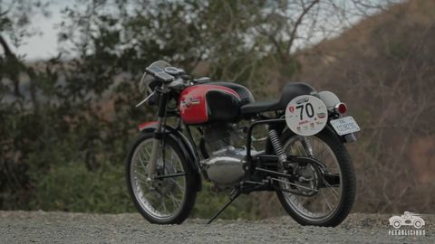 Watch obscure Italian motorcycles in action