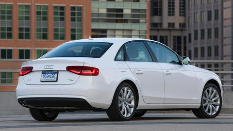 Photos 2013 Audi A4 And S4