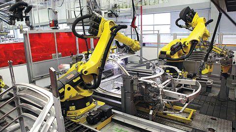 Machine, Engineering, Industry, Engine, Automotive engine part, Factory, Steel, Toolroom,
