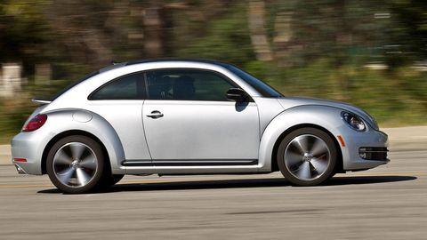 Brian Blades 2017 Volkswagen Beetle Turbo