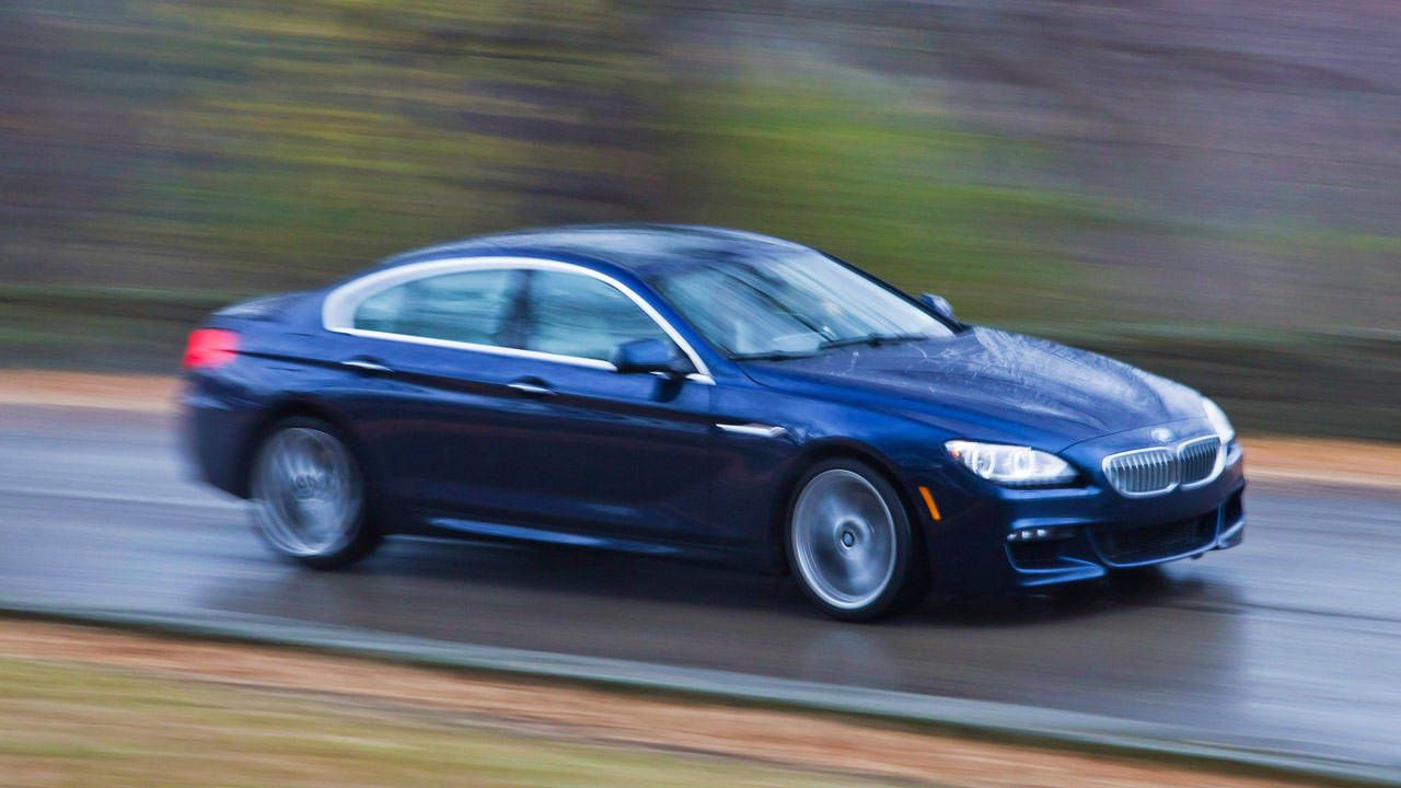 Photos 2013 Audi S7 Vs 2013 Bmw 650i Xdrive Gran Coupe