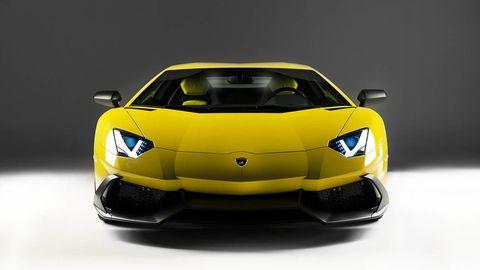 Motor vehicle, Automotive design, Mode of transport, Yellow, Automotive exterior, Vehicle, Hood, Performance car, Headlamp, Transport,