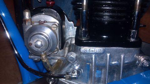 Machine, Engine, Automotive engine part, Nut, Gas, Fuel line, Cylinder, Fastener, Steel, Pipe,