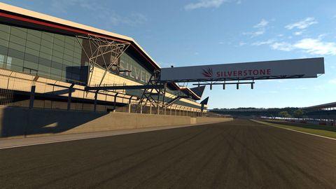 Sport venue, Plain, Stadium, Race track, Steel,