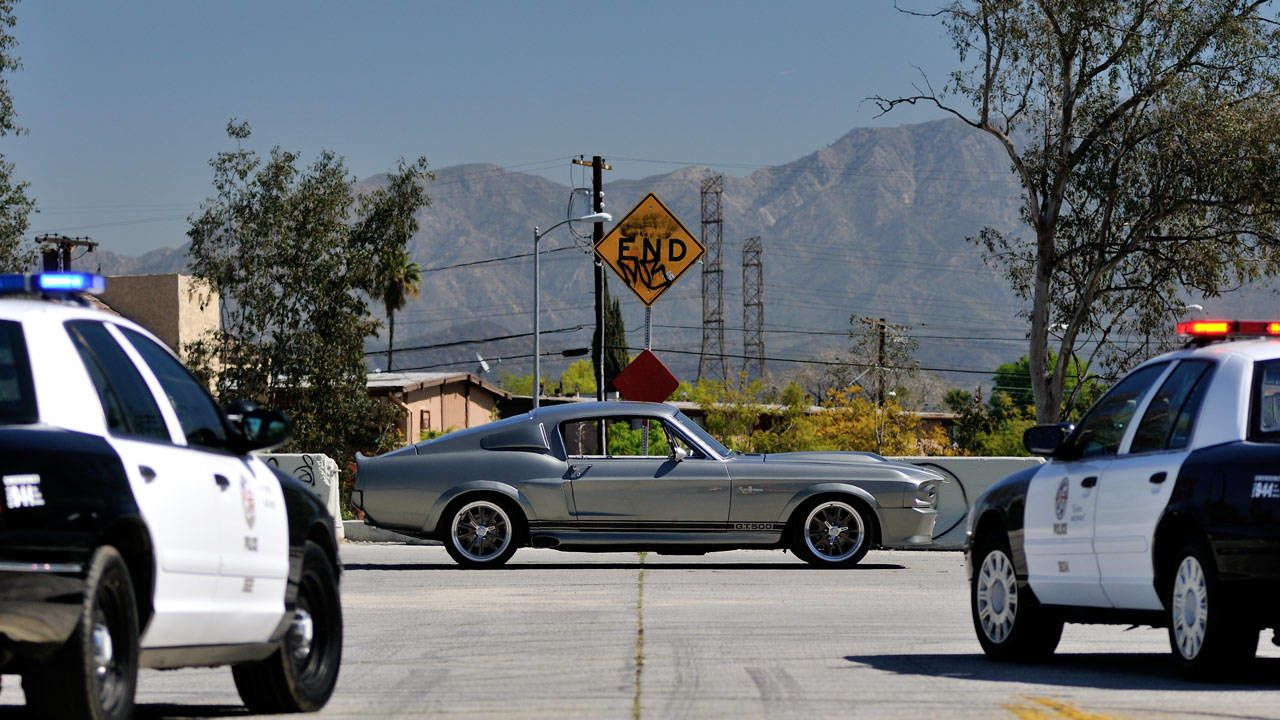1967 eleanor mustang gone in 60 seconds sells for 1m