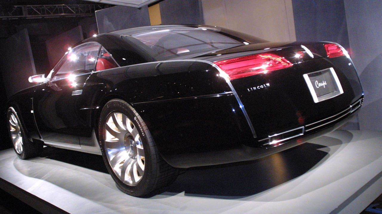 Lincoln Mark 9 And X Concept Car Photos Of Prior Cars