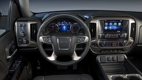 Motor vehicle, Steering part, Steering wheel, Product, Automotive design, Transport, Center console, Vehicle audio, Technology, White,