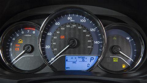 Mode of transport, Speedometer, Gauge, Black, Tachometer, Measuring instrument, Grey, Odometer, Trip computer, Circle,