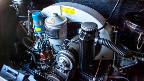 Engine, Automotive engine part, Auto part, Machine, Automotive super charger part, Nut, Fuel line, Cylinder, Automotive air manifold, Kit car,
