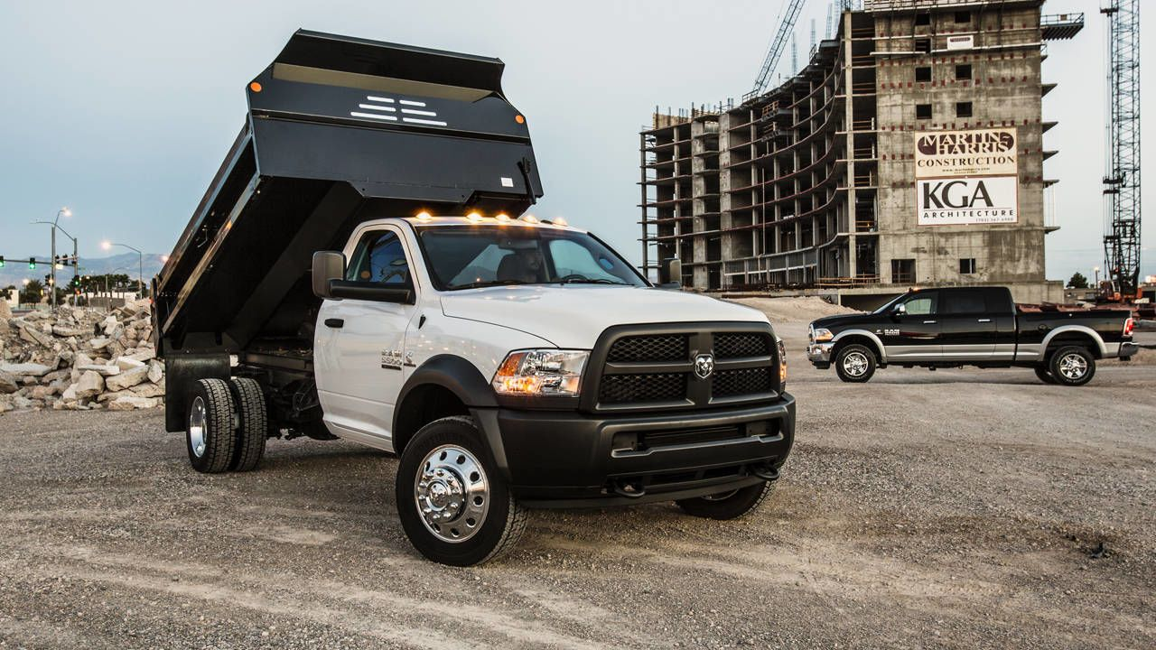 2014 Dodge Ram 5500 Series Chassis-Cab Photos - Photos of the New Dodge Ram  5500 Series