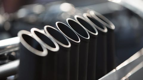 Automotive design, Logo, Metal, Close-up, Steel, Trademark, Brand, Grille, Graphics, Silver,