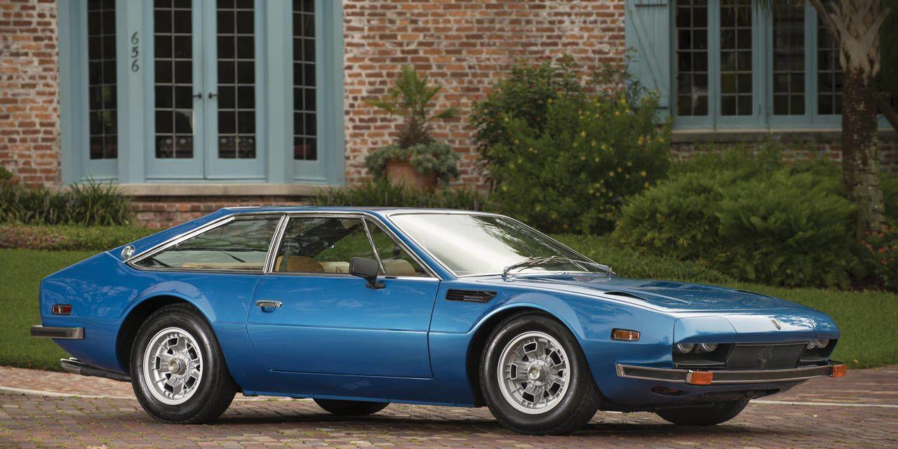 1972 Lamborghini Jarama 400 GT