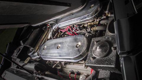 Engine, Automotive engine part, Metal, Automotive super charger part, Automotive air manifold, Fuel line, Kit car, Personal luxury car, Carburetor, Hood,