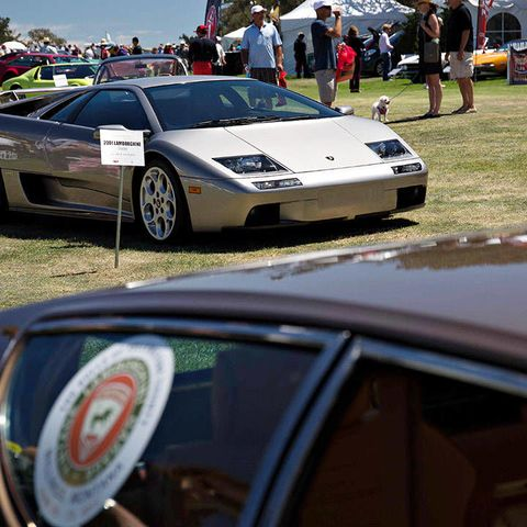 Monterey Car Week Pebble Beach Car Show - Monterey car show