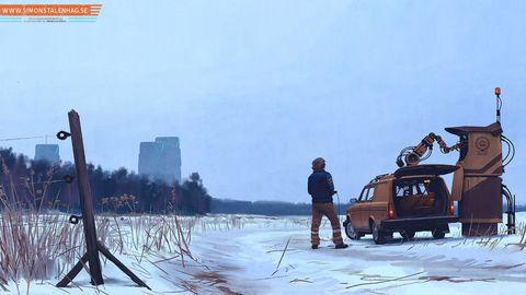 Winter, Automotive exterior, Snow, Travel, Freezing, Ice, Vehicle door, Automotive mirror, Ice cap, Automotive carrying rack,