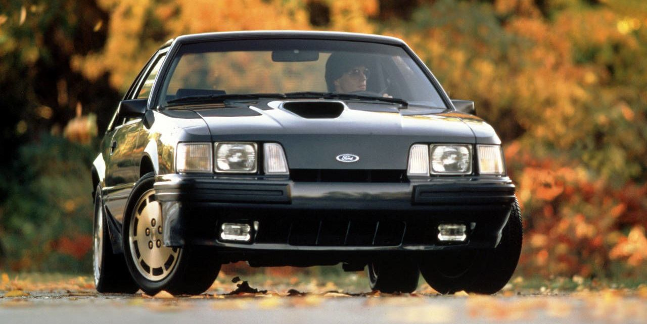 15 of the Greatest Turbocharged American Cars Ever