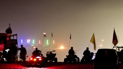 Flag, Evening, Soldier, Motorcycle, Military, Army, Motorcycling, Military person, Law enforcement, Heat,