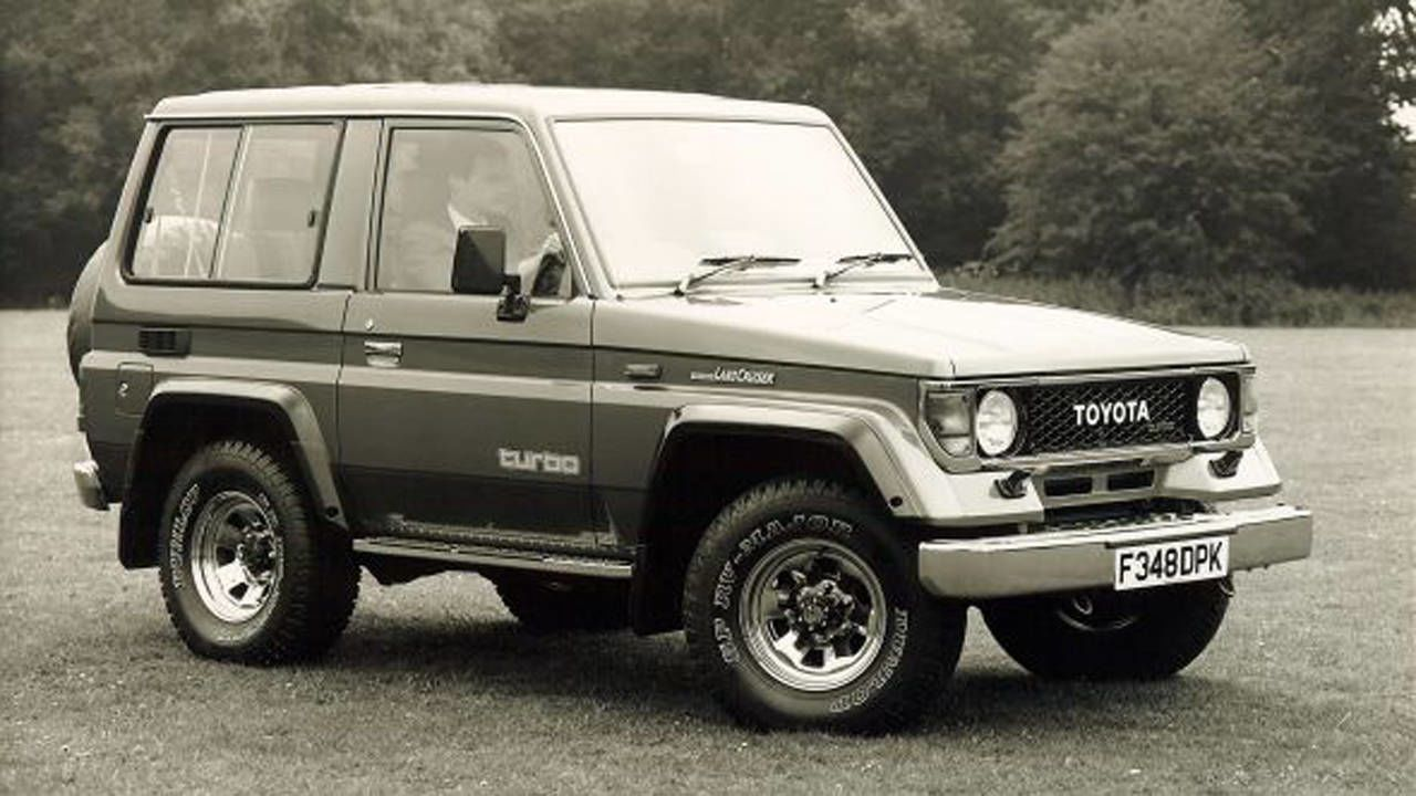History Of The Toyota Land Cruiser Rt Histories Ii