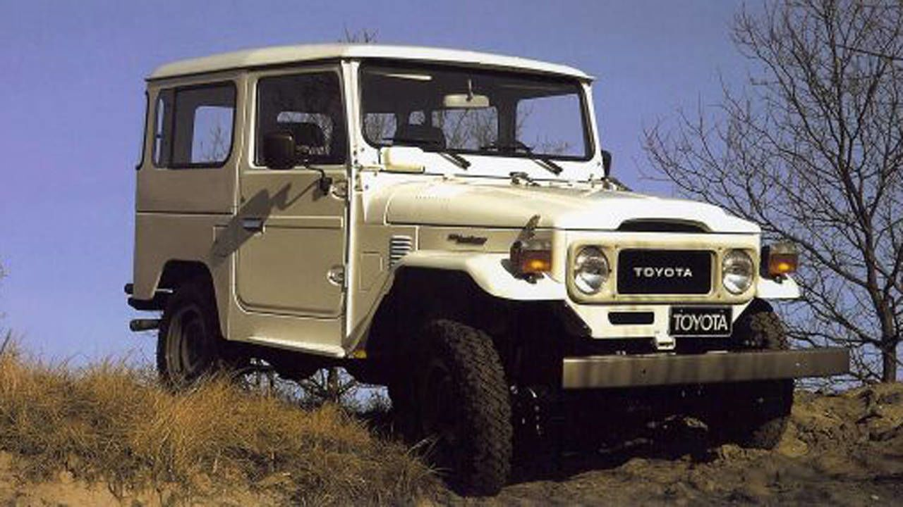 History Of The Toyota Land Cruiser Rt Histories 2001