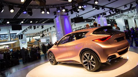 Wheel, Automotive design, Vehicle, Event, Land vehicle, Car, Auto show, Exhibition, Hyundai veloster, Hatchback,