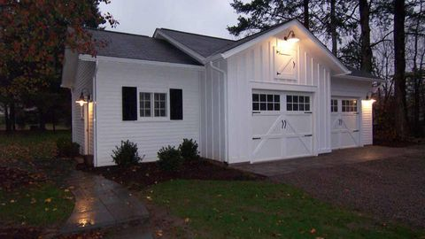 Property, Home, House, Real estate, Residential area, Land lot, Roof, Siding, Fixture, Door,