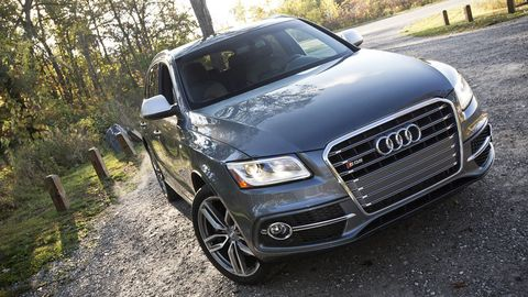 Automotive design, Vehicle, Headlamp, Automotive mirror, Grille, Car, Audi, Automotive exterior, Vehicle registration plate, Rim,