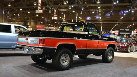 1978 Chevrolet Performance 4x4 Pickup Concept Photos