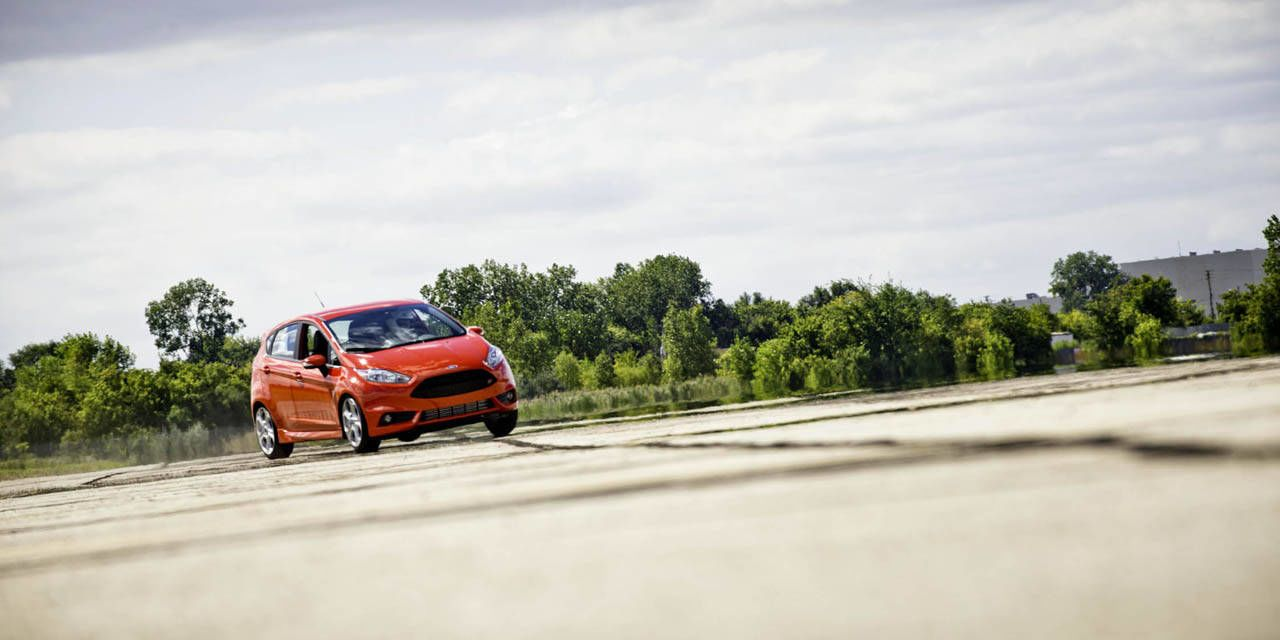 Photos: 2014 Ford Fiesta ST - Performance Car of the Year Finalist