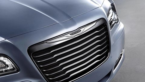 Motor vehicle, Automotive design, Grille, Automotive exterior, Light, Black, Headlamp, Grey, Hood, Luxury vehicle,